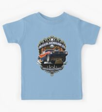 Muscle Car - Barracuda Road Burn Kids Clothes