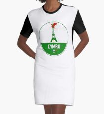 Cymru Graphic T-Shirt Dress