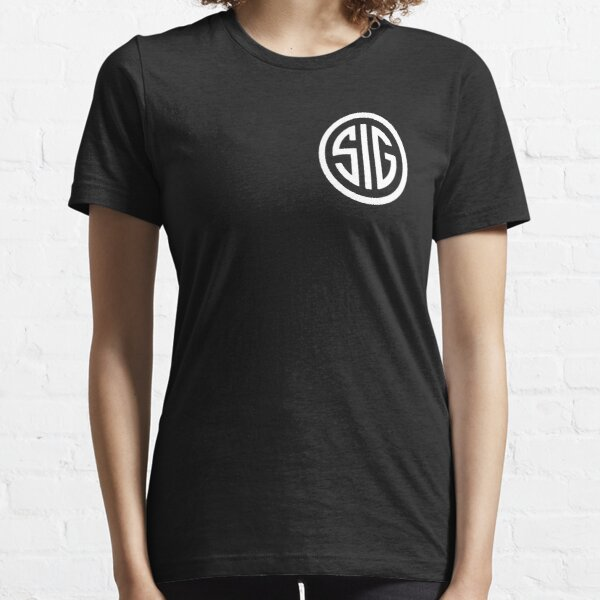 Sig Sauer Ammo Black Essential T-Shirt
