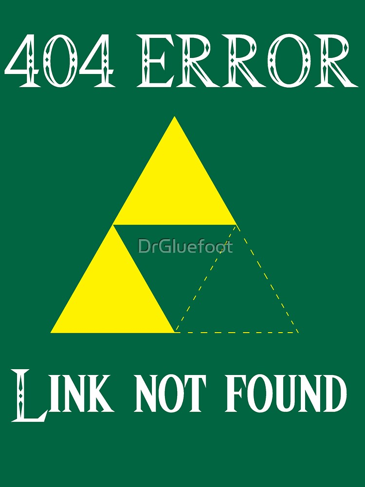 404 - Link not found (B) | Unisex T-Shirt