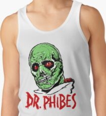 DR. PHIBES Tank Top