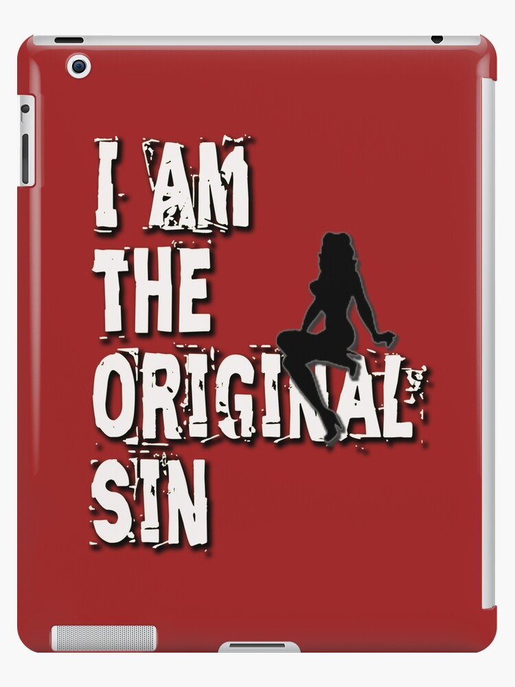 I Am The Original Sin by vampyba