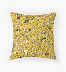 Superfun Throw Pillow! Throw Pillow