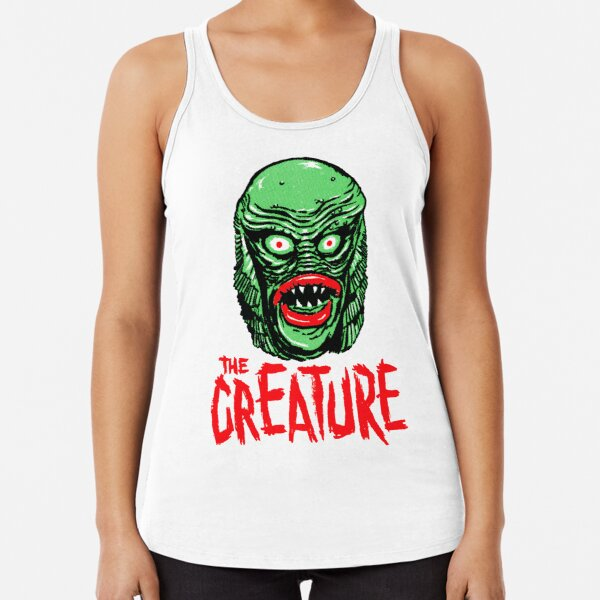 CREATURE from the BLACK LAGOON Racerback Tank Top