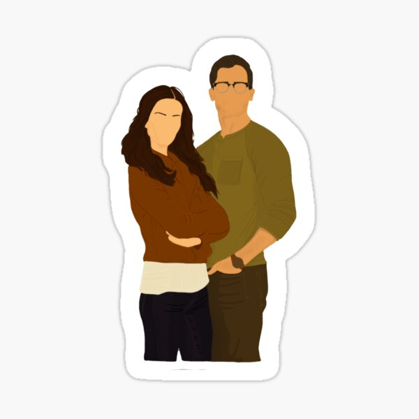 Lois and Clark Sticker
