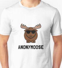 Anonymoose Unisex T-Shirt