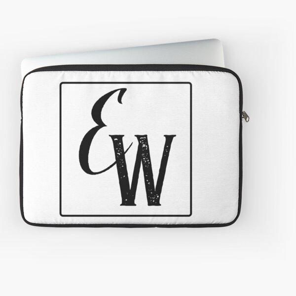 East Meets Western brand Laptop Sleeve