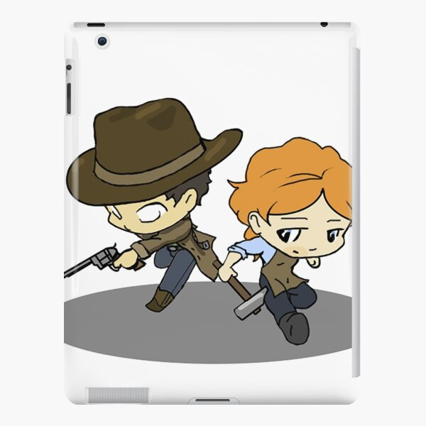 Forged in Magic chibis iPad Snap Case