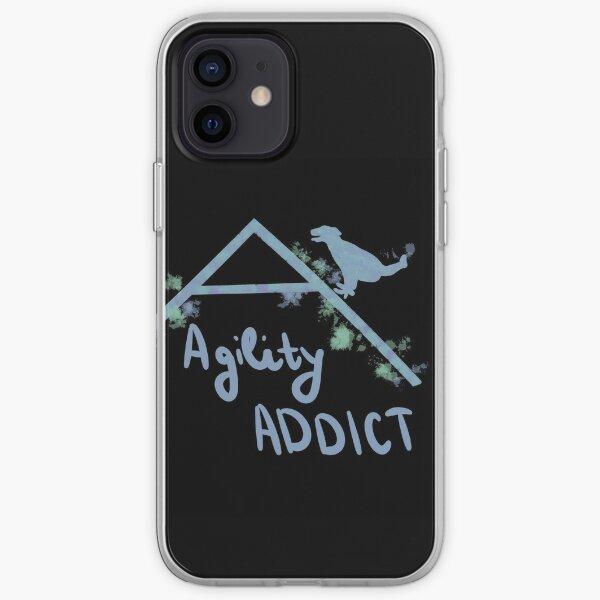 Agility addict iPhone Soft Case