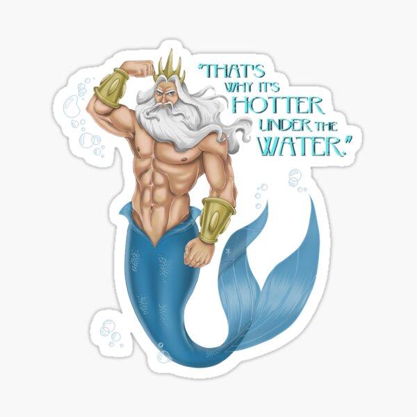 King Triton Merdad tumbler