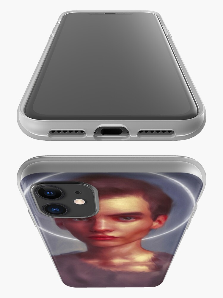 Alternate view of light Gabriel iPhone Case & Cover