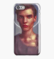 light Gabriel iPhone Case/Skin