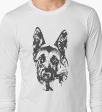 German Shepherd Long Sleeve T-Shirt