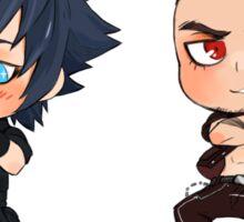 Final Fantasy XV Stickers Noctis & Gladiolus Sticker
