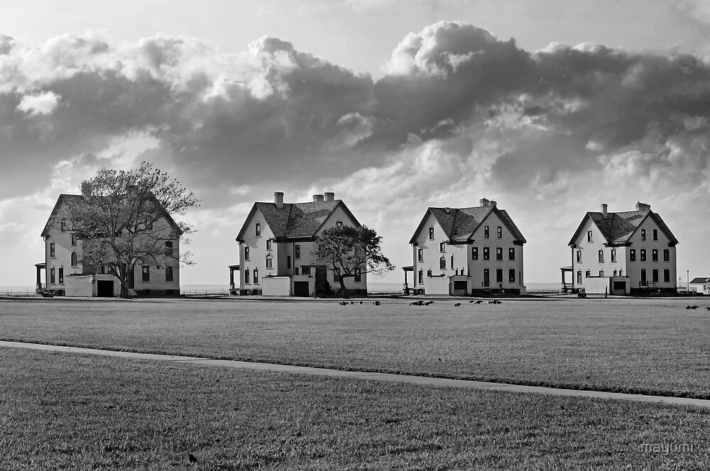 four houses by mayumi