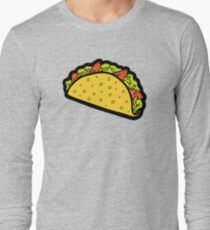 It's Taco Time! Long Sleeve T-Shirt
