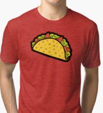 It's Taco Time! Tri-blend T-Shirt