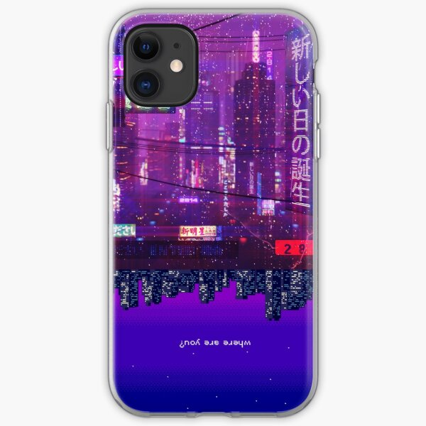 Vaporwave Iphone Cases Covers Redbubble