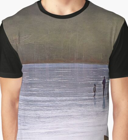 My First Walk on Water Graphic T-Shirt