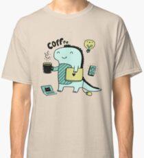 Communication Dinosaurs.  Classic T-Shirt