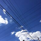Power Lines by sixclawsdragon