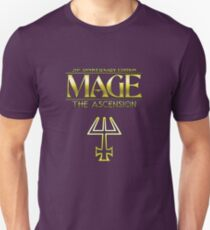 Mage: The Ascension 20th Anniversary Edition Unisex T-Shirt