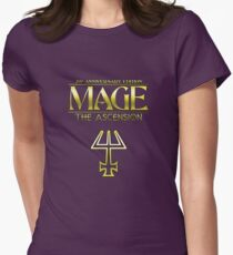 Mage: The Ascension 20th Anniversary Edition Womens Fitted T-Shirt