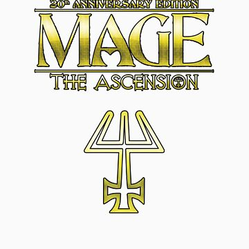 Mage: The Ascension 20th Anniversary Edition by TheOnyxPath