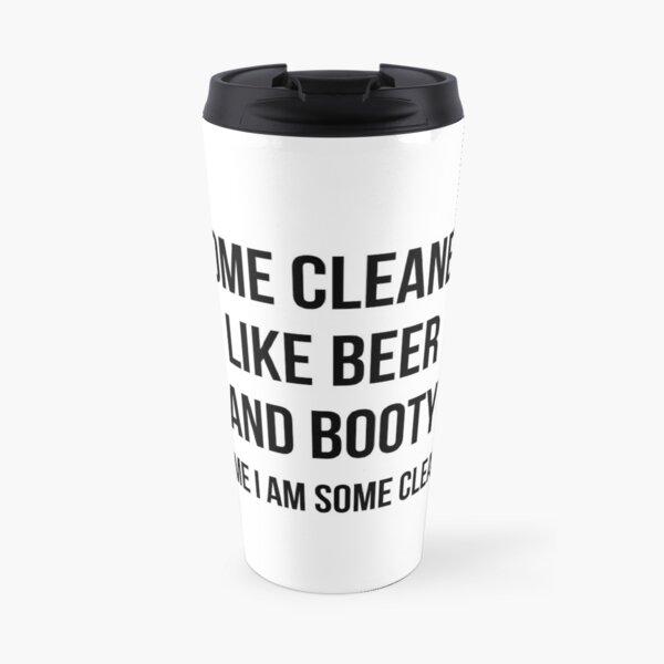 some cleaner Travel Mug