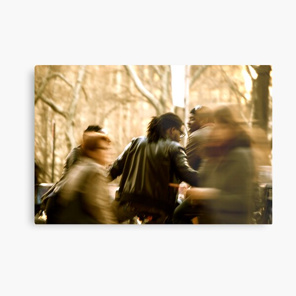 Malcom in the Middle Metal Print