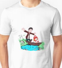 Amy & Doctor Unisex T-Shirt