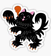 The Kitten of Flanders Sticker