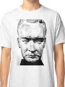 sculpture face stone stallin Classic T-Shirt