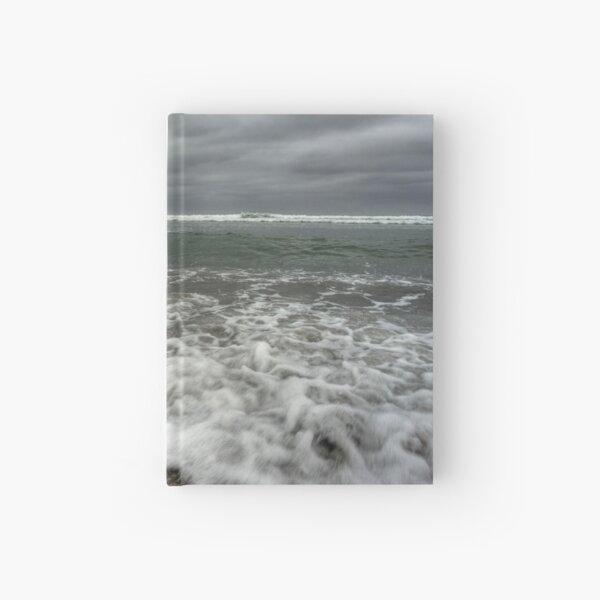 Stormy Seas Hardcover Journal