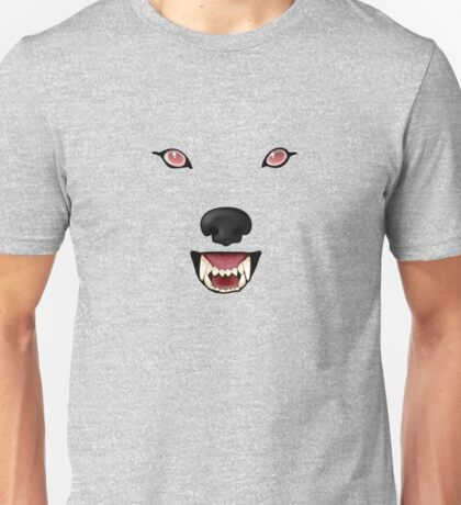 Stare Into the Eyes of Hypnowolf Unisex T-Shirt