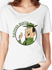 Ranger Smith Yogi Bear Women's Relaxed Fit T-Shirt