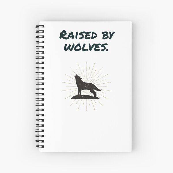 Spiral-Forest Wolf US Noir