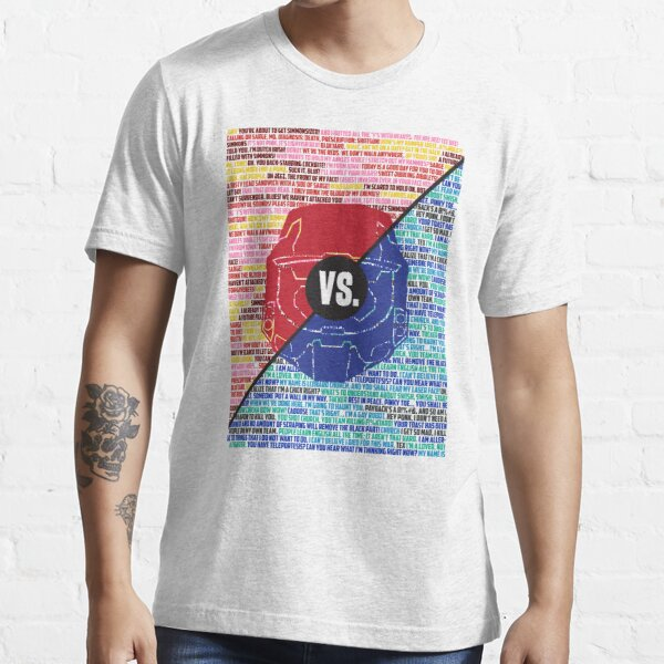 Red Vs. Blue Essential T-Shirt