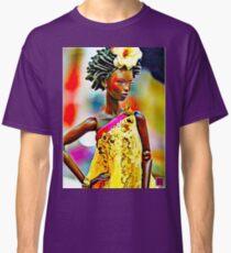 SALIHAH FAIZA:AFRICAN FASHION WEEK Classic T-Shirt