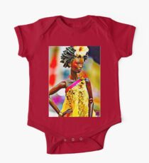 SALIHAH FAIZA:AFRICAN FASHION WEEK Kids Clothes