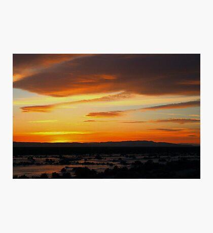 Evening Magic Photographic Print