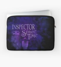 Inspector Spacetime Laptop Sleeve