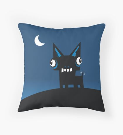 Kweezy Throw Pillow