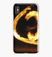 Jump Into the Fire iPhone Case