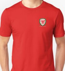 Euro 2016 Wales T-Shirt