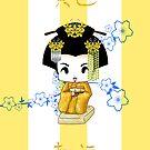 Chibi Lady Kiiro by artwaste