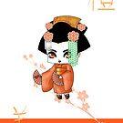 Chibi Lady Daidai by artwaste
