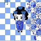 Chibi Lady Ao by artwaste