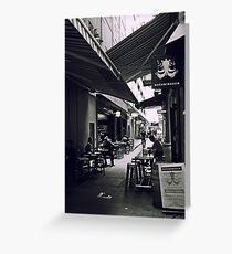 Equitable Place Greeting Card