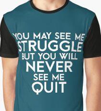 struggle Graphic T-Shirt